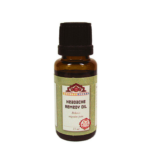 Healing Blends Headache Remedy Oil 13ml