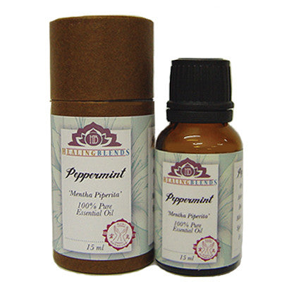 Peppermint Essential Oil 13ml by Healing Blends