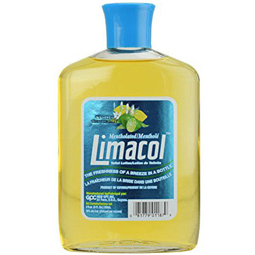 Limacol Mentholated Lotion 8oz