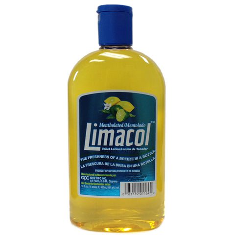 Limacol Mentholated Lotion 16oz