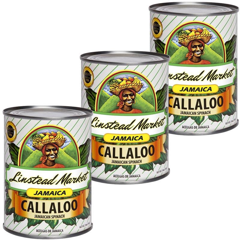 Linstead Market Jamaica Callaloo 19oz (Pack of 3)