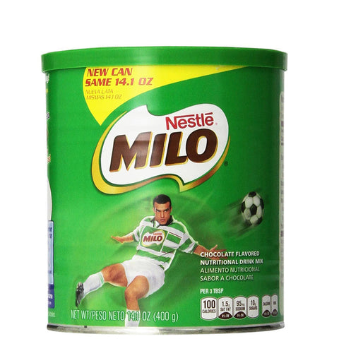 Nestle Milo Chocolate 14.1oz