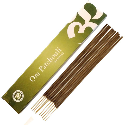 Om Patchouli Incense 15 grams