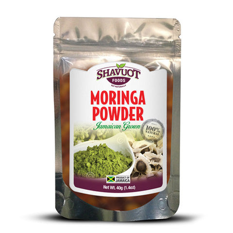 Shavuot Moringa Powder 1.4oz