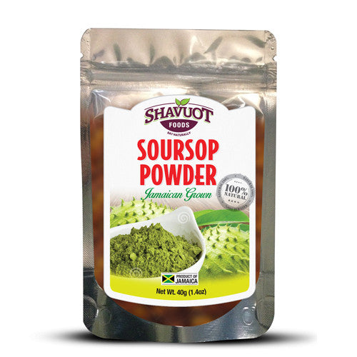 Shavuot Soursop Powder 1.4oz