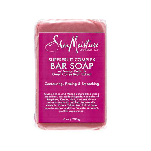 Shea Moisture SuperFruit Complex Bar Soap 8oz