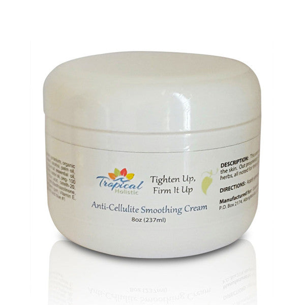 Tropical Holistic Anti-Cellulite Smoothing Cream 8oz