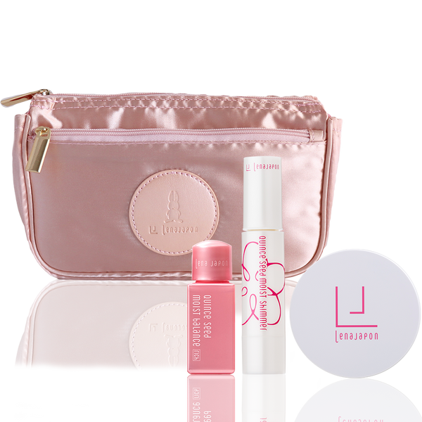 New! LJ WINTER CHERRY BLOSSOM BEAUTY SET