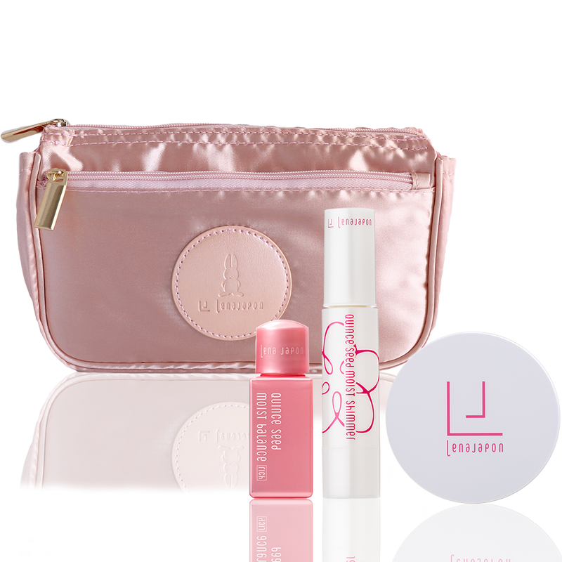 LJ WINTER CHERRY BLOSSOM BEAUTY SET