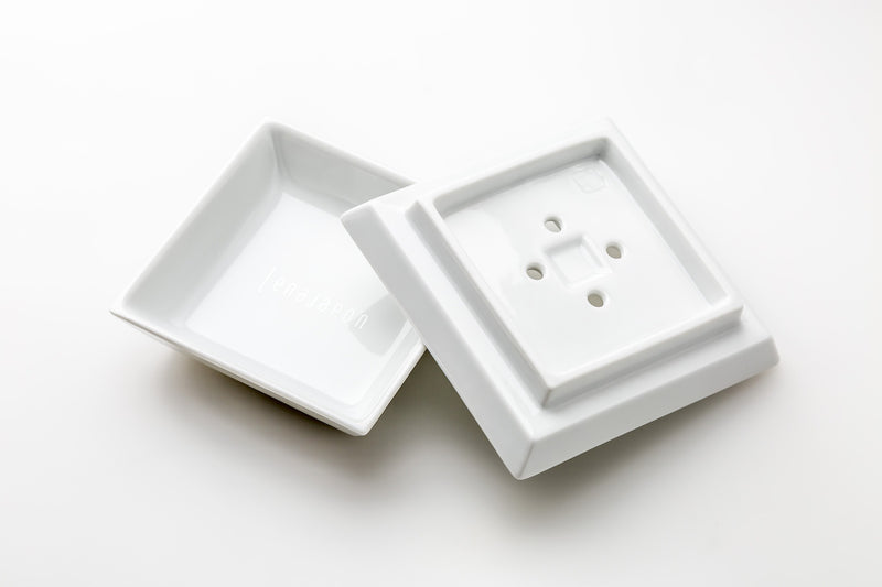 Soap Dish with LJ LOGO