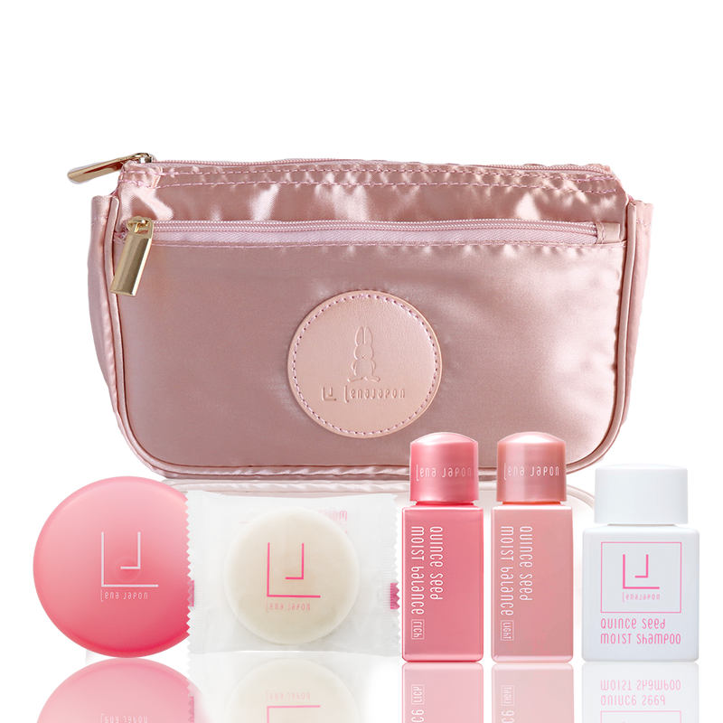 New! LJ TRAVEL SET - winter cherry blossom