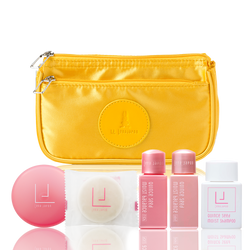 LJ TRAVEL SET - fortune yellow