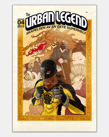 The Urban Legend: The Forbidden City (sesong 1 - utgave 5)
