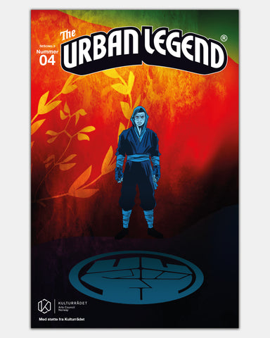 The Urban Legend: Origin (sesong 3 - utgave 4)