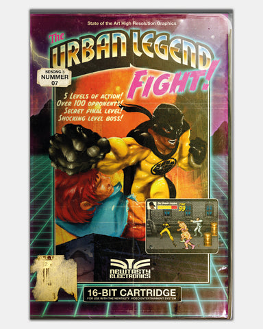 The Urban Legend: Fight! (sesong 3 - utgave 7)