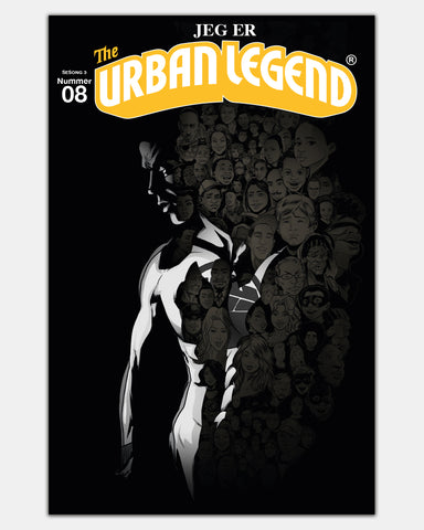 The Urban Legend: I am The Urban Legend (sesong 3 - utgave 8)