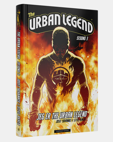The Urban Legend: - Sesong 3 (Jeg er The Urban Legend)