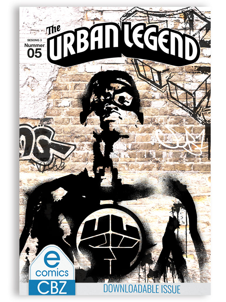 The Urban Legend: Stories (sesong 3 - utgave 5)