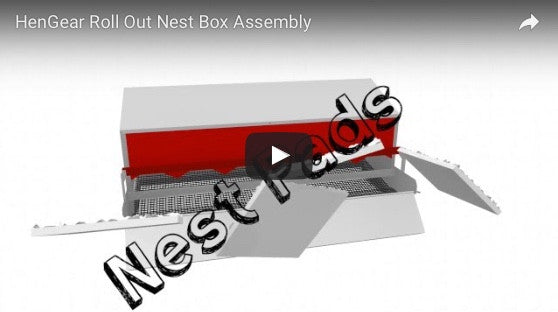 HenGear Chicken Nest Box Assembly Video