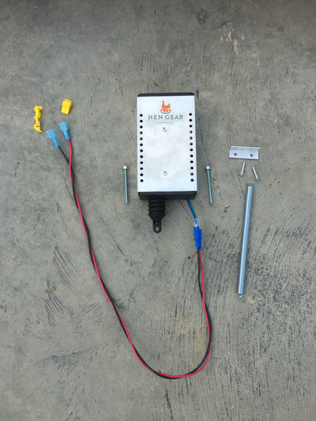 Automatic Nest Box Motor (DC Power Kit)