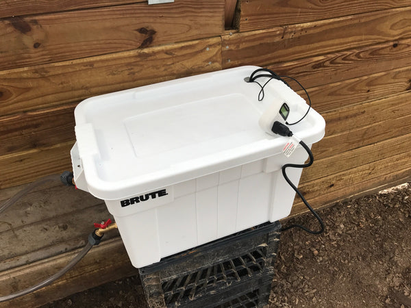 Frost Free Chicken Waters