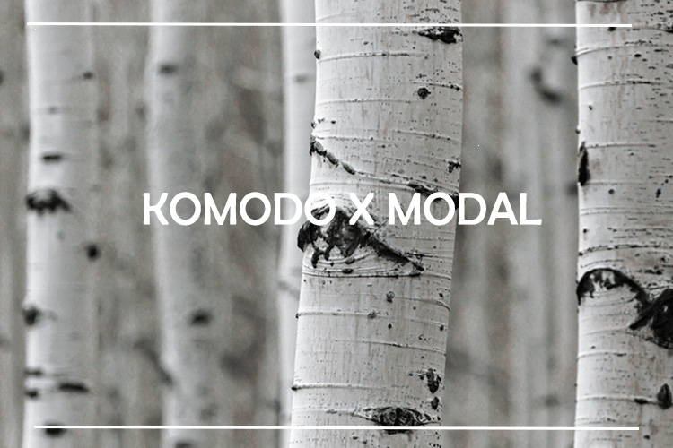 Bamboo Out... Modal In!