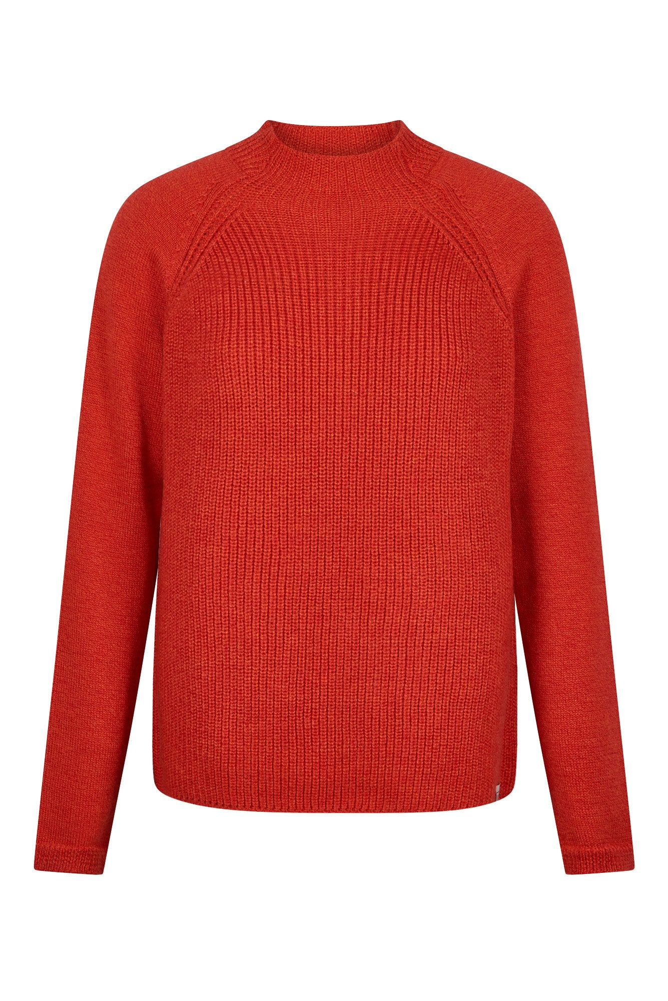 KATTY Merino Jumper Koi Red
