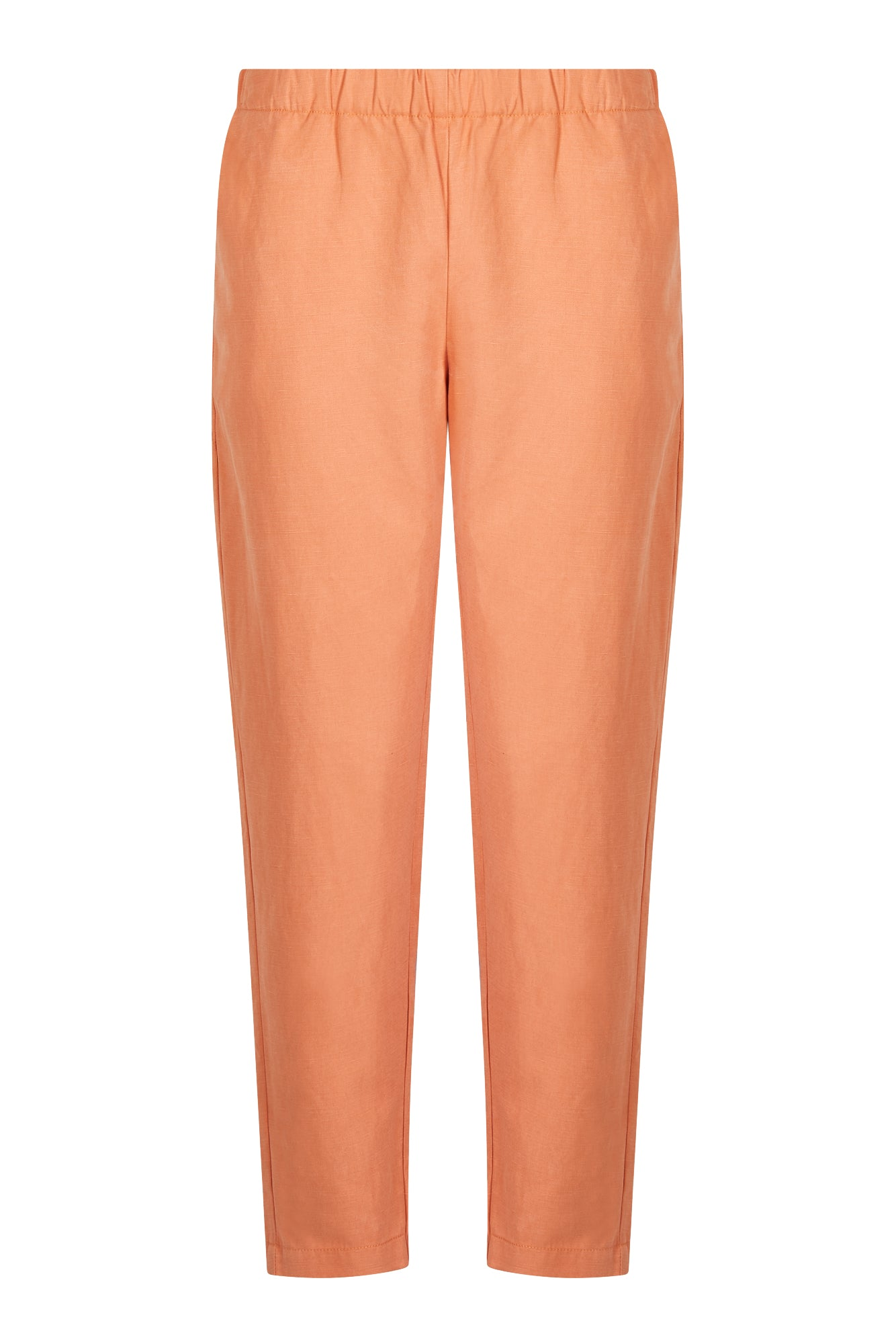 RAMA Tencel Trousers Ginger