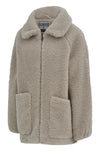 SNOW RABBIT Fleece Jacket Warm Sand