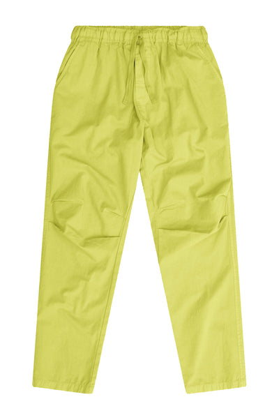 DANNY Organic Cotton Unisex Trousers Yellow