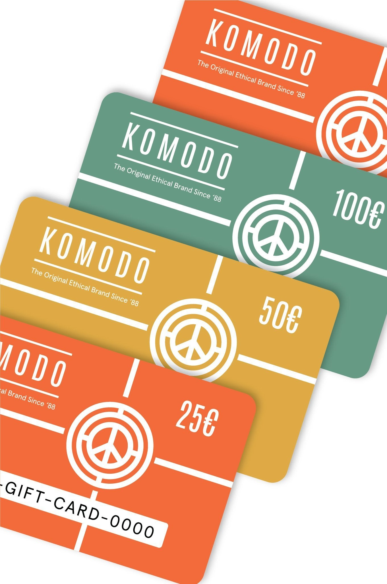 Gift Cards - Komodo Fashion