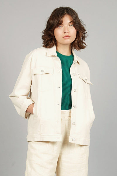 EVEL JEAN Organic Cotton Jacket - Komodo Fashion