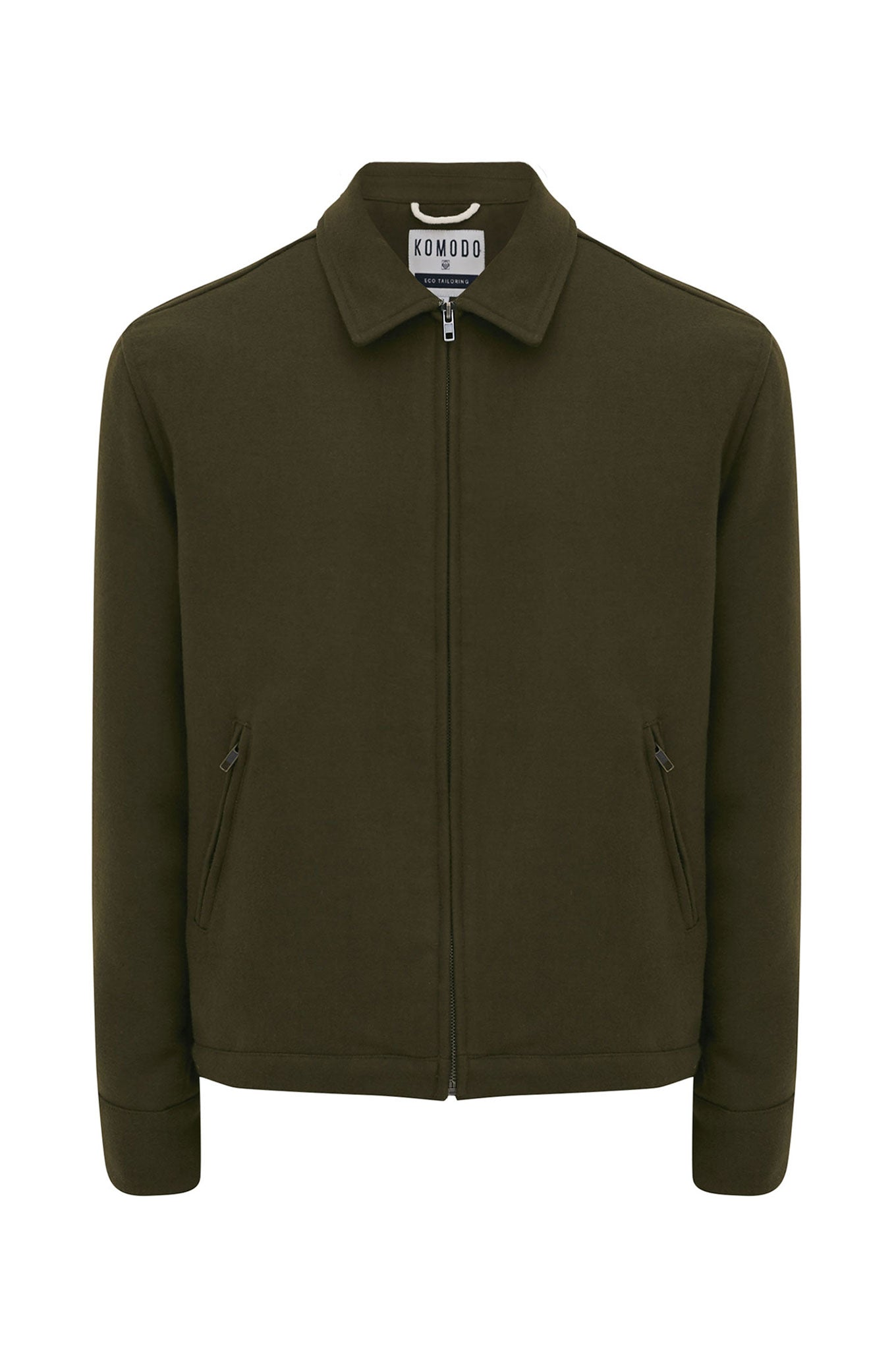 HARRY PET Jacket Olive
