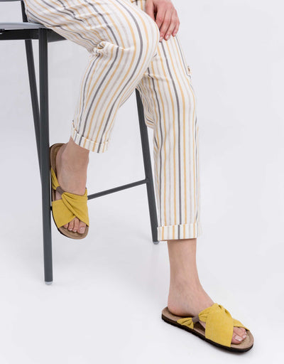 HELENA Sandal Yellow