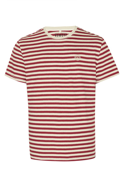 KENNY Organic Cotton Tee Burnt Red