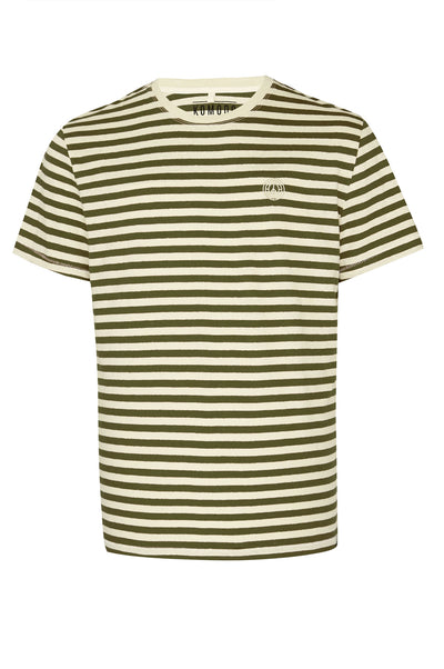 KENNY Organic Cotton Tee Olive