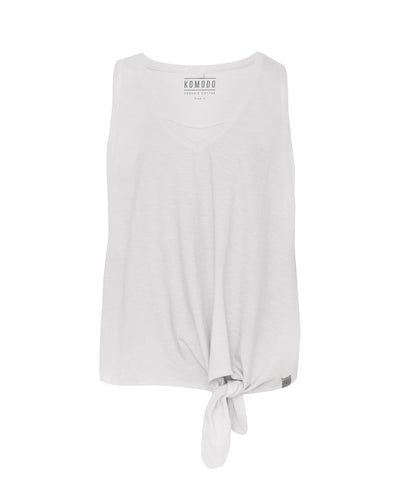 BAY - GOTS Organic Cotton Top Off White