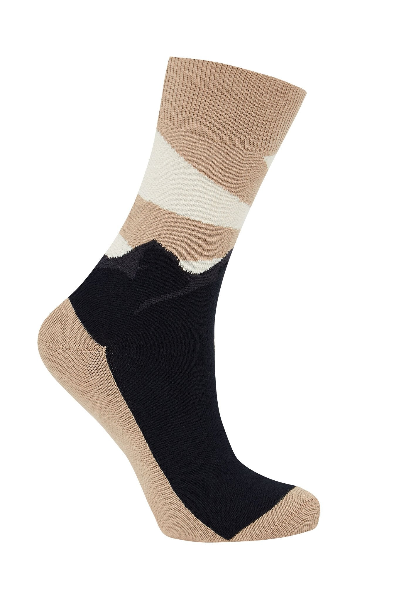 TIBET Ink - GOTS Organic Cotton Socks