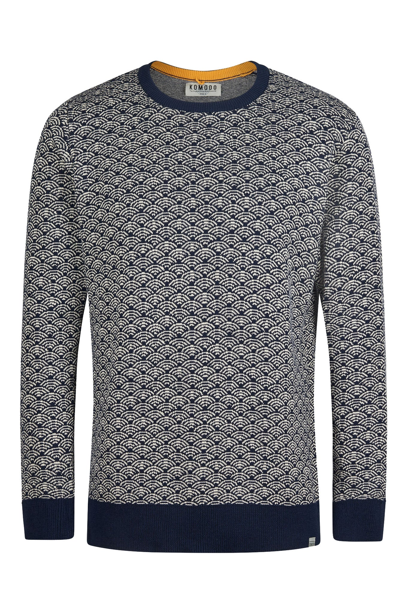HAKKU Organic Cotton Jumper Ink
