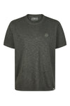 KIN Organic Cotton Tee Coal