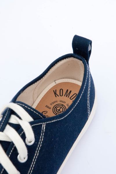 ECO SNEAKO - CLASSIC Womens Navy - Komodo Fashion