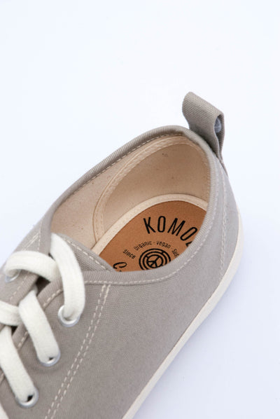ECO SNEAKO - CLASSIC Mens Grey - Komodo Fashion