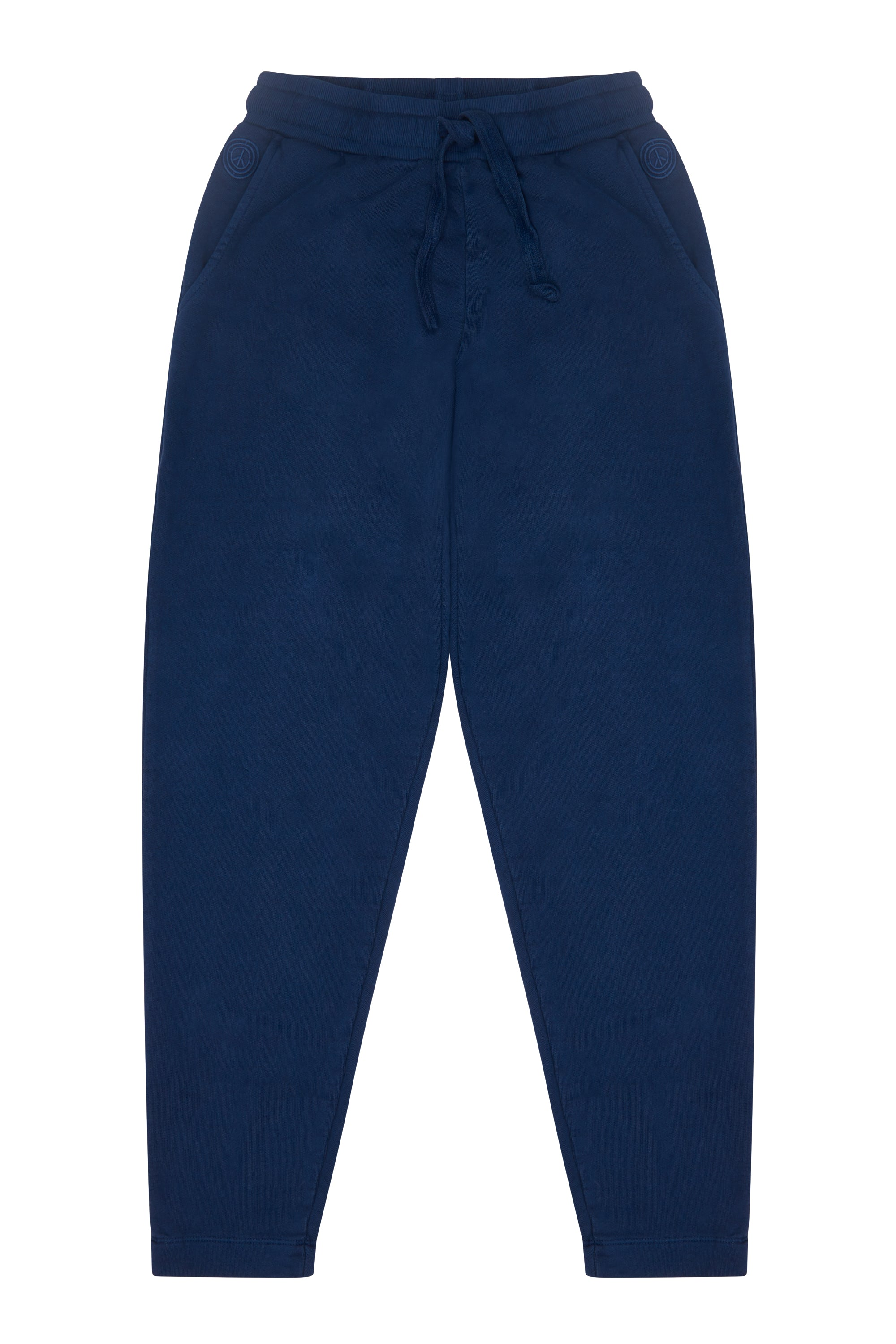 LEA Organic Cotton Trackpants Indigo