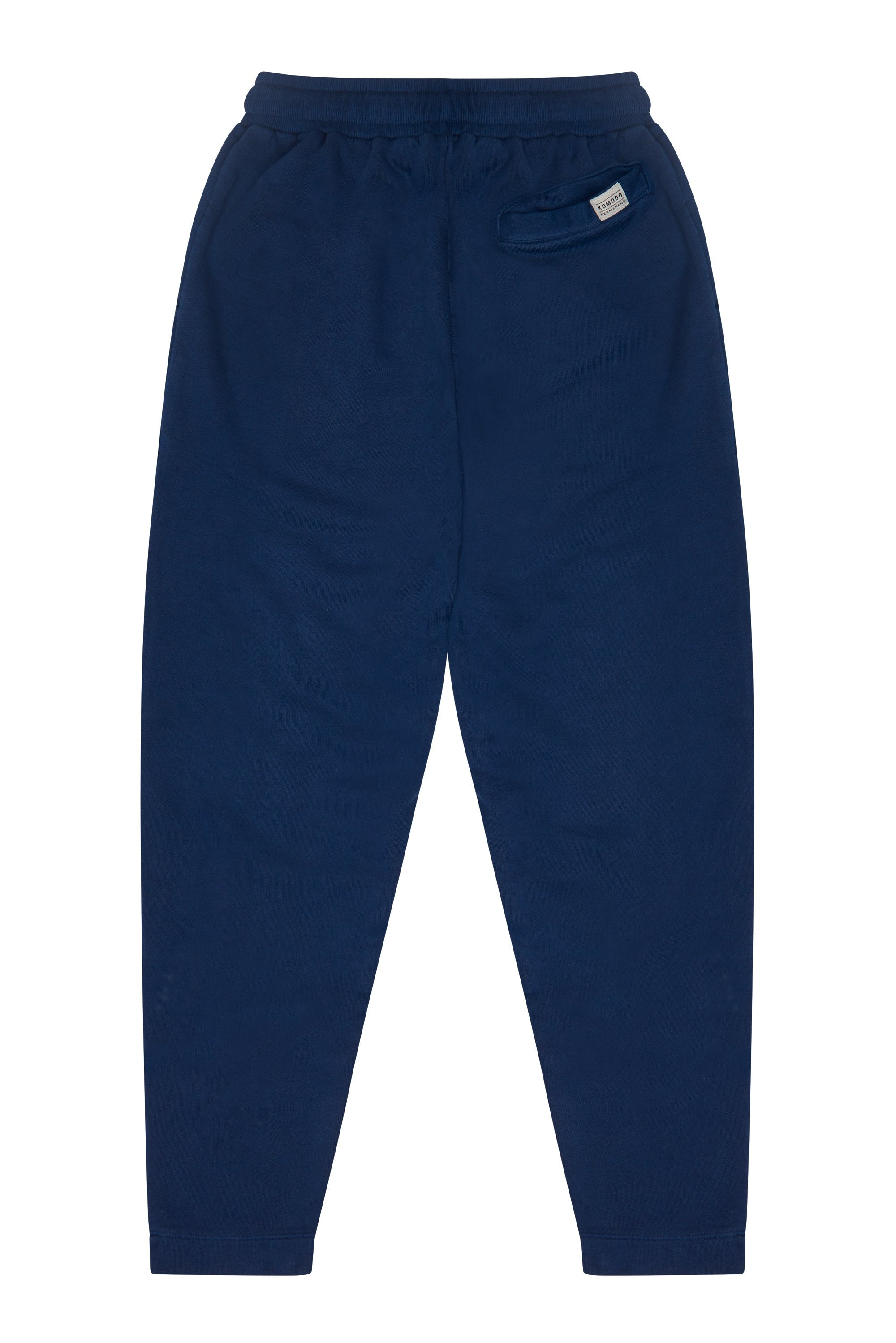 LEO Organic Cotton Slim FIt Trackpant Indigo