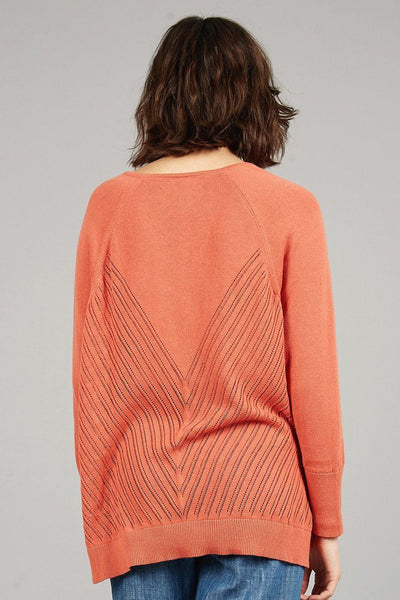 MAHI Organic Cotton Jumper Spice - Komodo Fashion