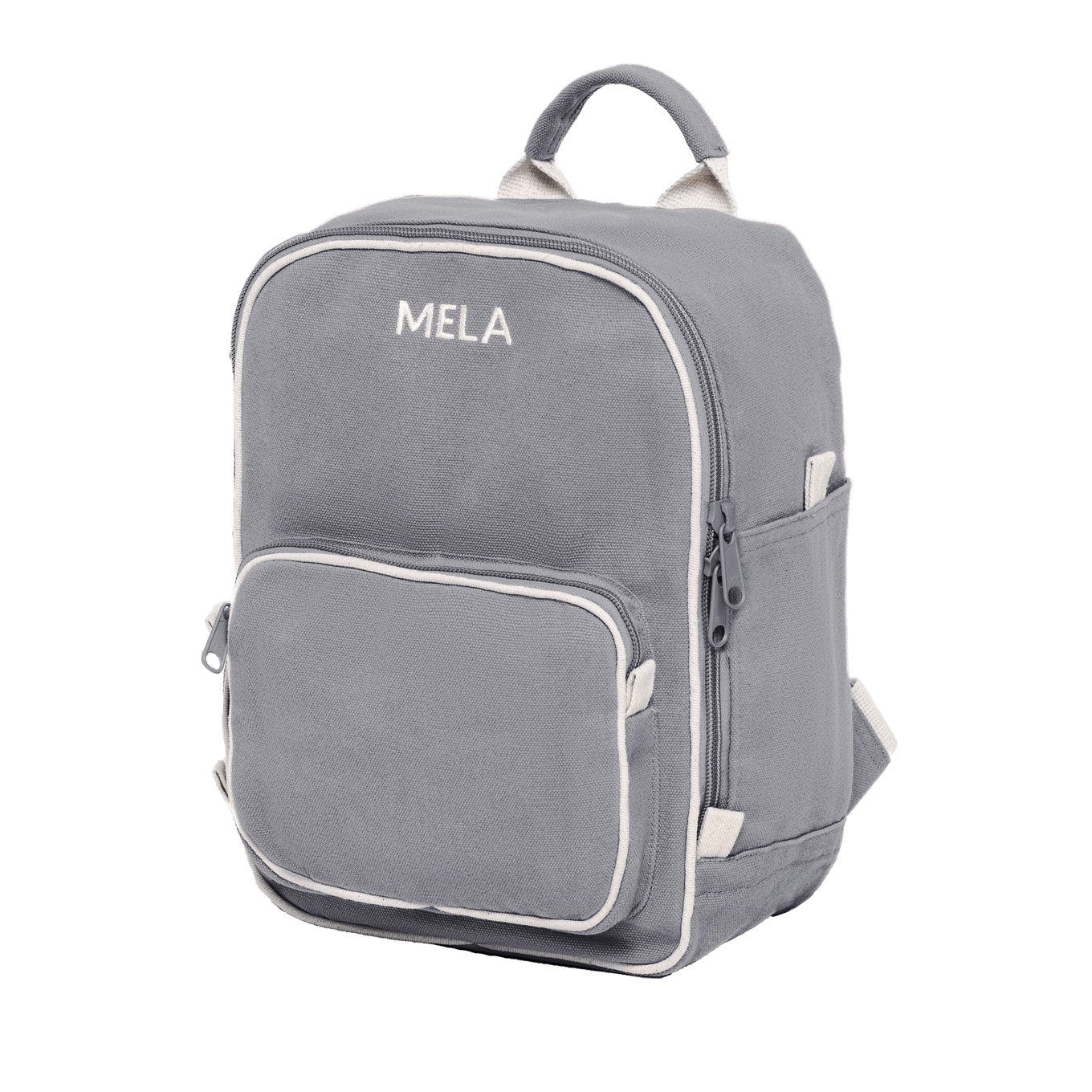 Backpack MELA II Mini Grey - Komodo Fashion