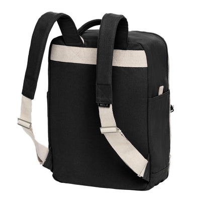 Backpack MELA II Black - Komodo Fashion