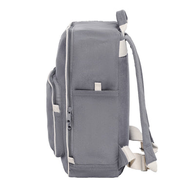 Backpack MELA II Grey - Komodo Fashion