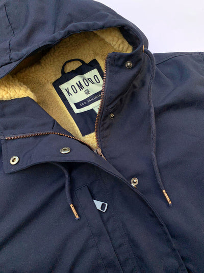 WILSON Recycled PET Parka Ink