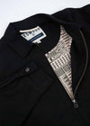 POP HARRY - Organic Cotton Jacket Black Coffee